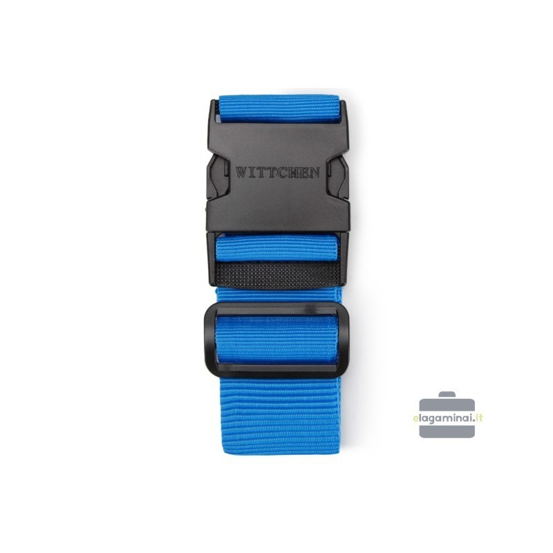 Čemodāna siksna Wittchen 56-30-015 zils
