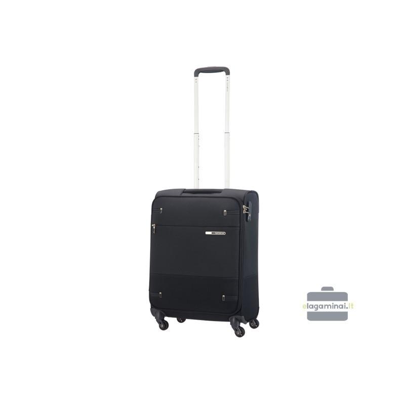 Rokas bagāža koferis Samsonite Base Boost M melns