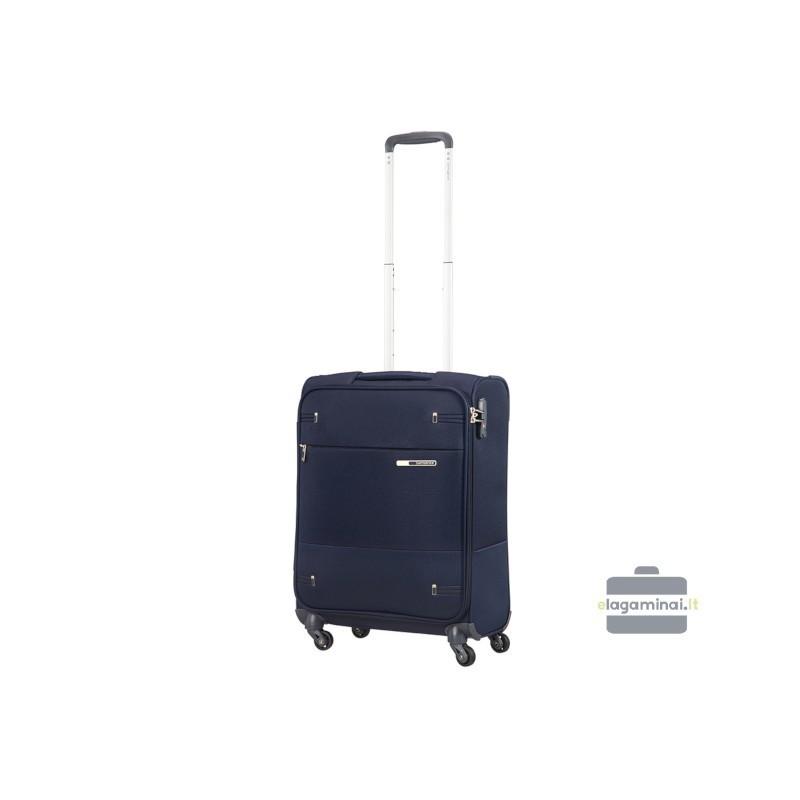 Rokas bagāža koferis Samsonite Base Boost M tumši zils