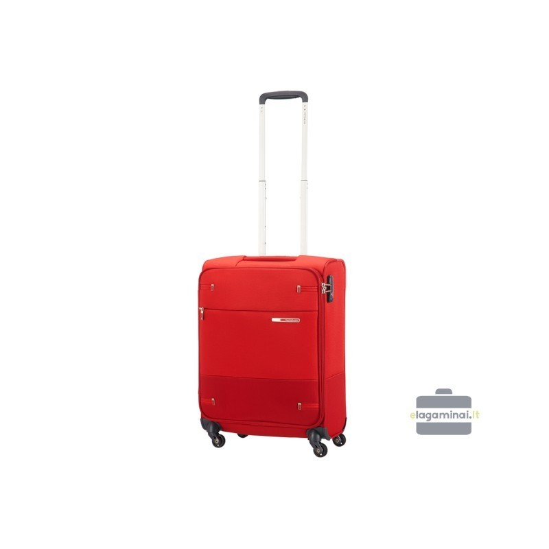 Rokas bagāža koferis Samsonite Base Boost M sarkans