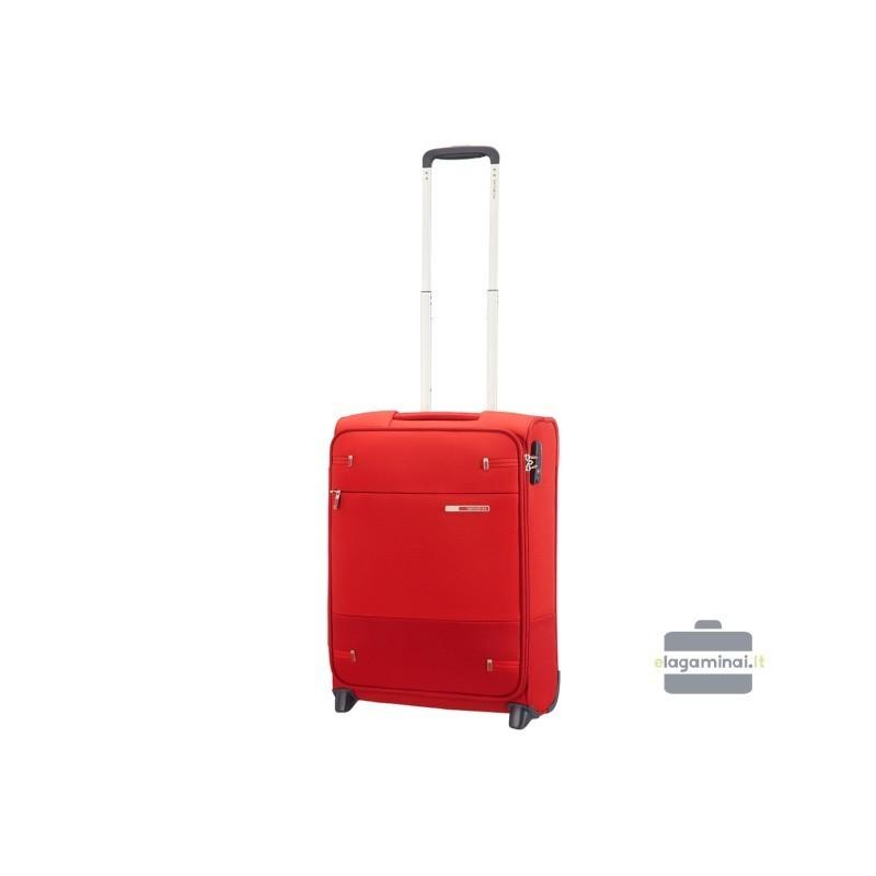 Rokas bagāža koferis Samsonite Base Boost M sarkans 4