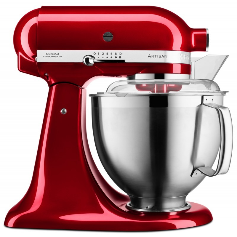 Virtuves kombains KitchenAid 5KSM185PSECA artisan mikseris