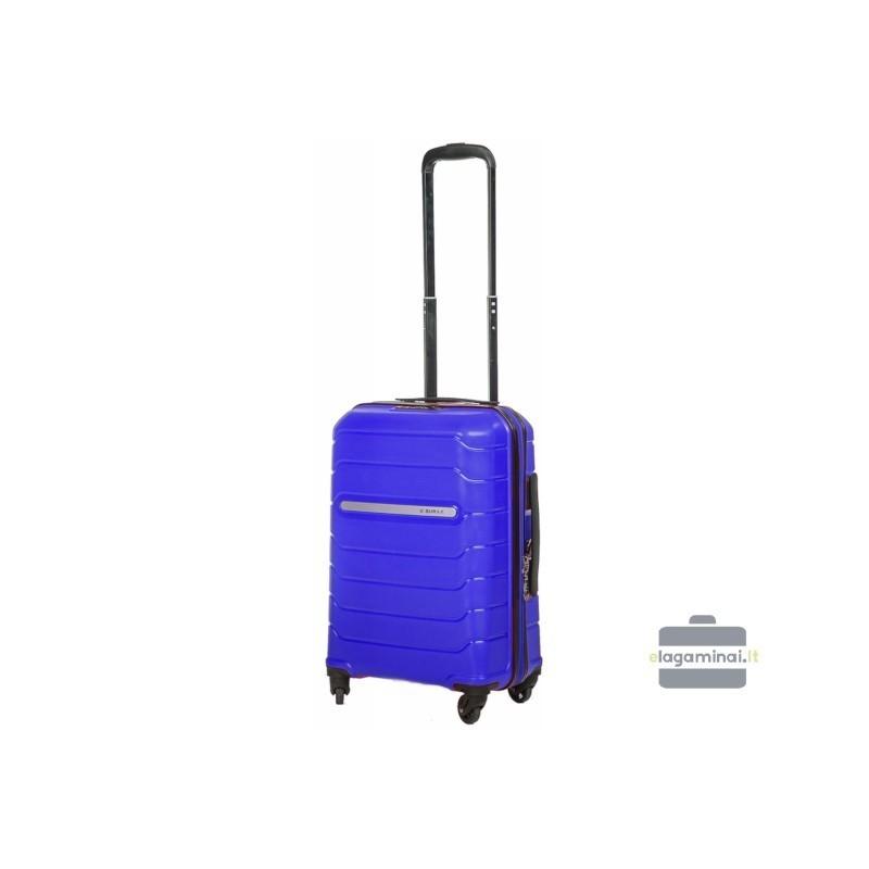 Rokas bagāža koferis Burak PQ-M x zils