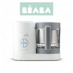 Beaba Babycook SOLO  benderis un tvaicētājs white silver
