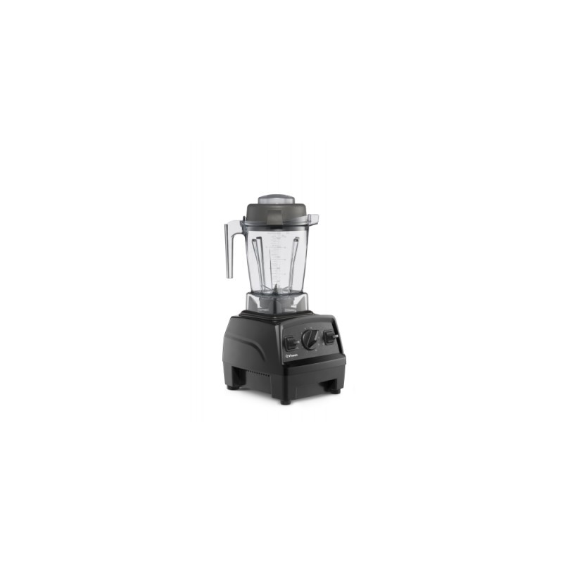 Vitamix E310 Explorian blenderis melns