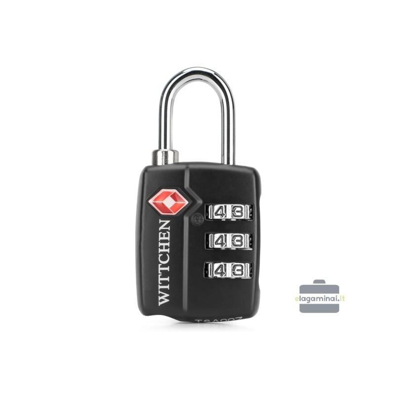 TSA čemodāna atslēgas Wittchen 56-30-022 melna
