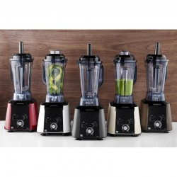 G21 Perfect Smoothie Vitality Blenderis pelēks-melns