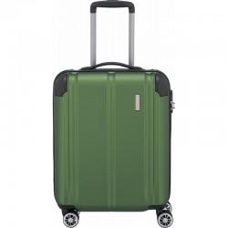 Rokas bagāža koferis Travelite City M zaļš