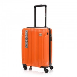 Rokas bagāža koferis Swissbags Tourist PP-M orange