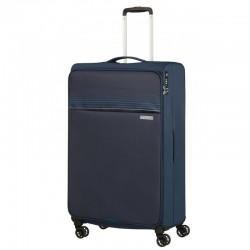 Liels koferis American Tourister Lite Ray D tumši zils