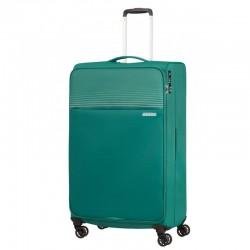 Liels koferis American Tourister Lite Ray D zaļš