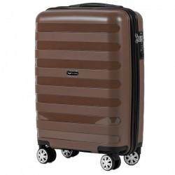Rokas bagāža koferis Wings PP07 brūns