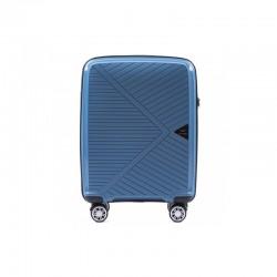 Rokas bagāža koferis Wings PP06 zils