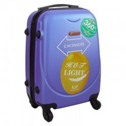 Bērnu koferis Gravitt 310-S purple