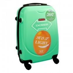 Bērnu koferis Gravitt 310-S gaiši zaļš