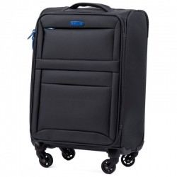 Rokas bagāža koferis Wings 2861-M tumši pelēks