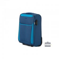 Mazais koferis Vip Travel V25-3S-231 zila /gaiši zila
