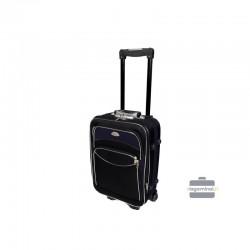 Mazais koferis Deli 101-M Melna/tumši zila