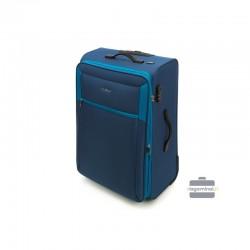 Liels koferis Vip Travel V25-3S-233 zila