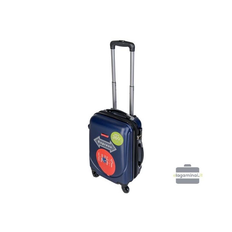 Mazais koferis Gravitt 310-M tumši zila