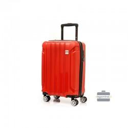 Mazais koferis Swissbags Tourist II M sarkana