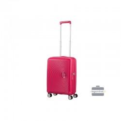 Mazais koferis American Tourister Soundbox M red