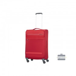 Vidējais koferis American Tourister Herolite V red