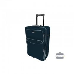 Vidējais koferis Deli 101-V tumši zila
