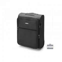 Rokas bagāža koferis VIP Travel V25-3S-241-M melns
