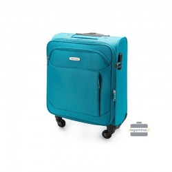 Rokas bagāža koferis Wittchen V25-3S-521-M blue