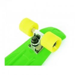 Zaļš cruizer pennyboard tipa skrituļdēlis 22