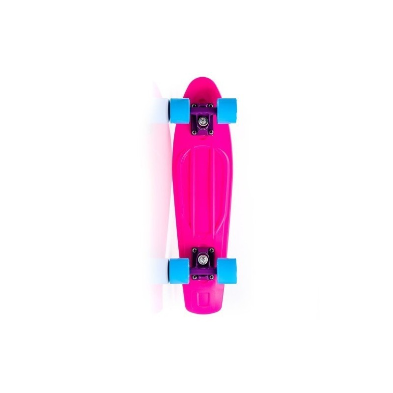 Pennyboard Meteor Pink Blue 22