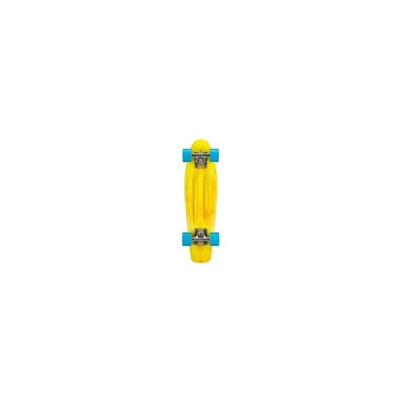 Holandiešu mazs skrituļdēlis ar krāsainiem riteņiem Splash 22