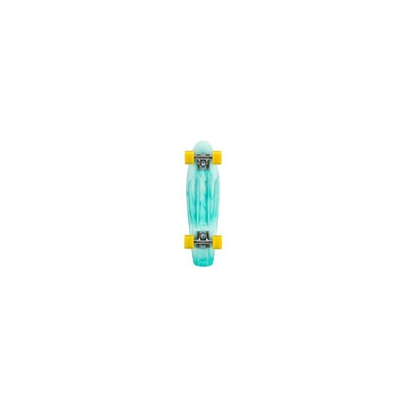 Pennyboard Nijdam Splash Dye Green 22