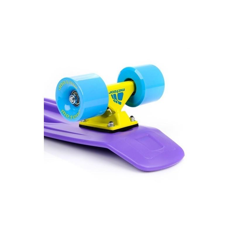 Pennyboard Meteor Violet Blue 22