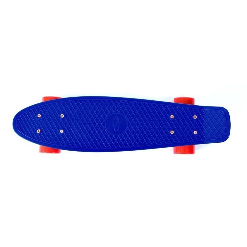 Tumši zils pennyboard cruizer skrituļdēlis Marine 22