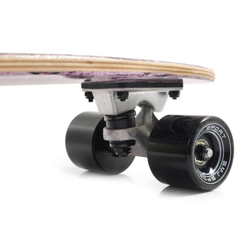 Mazs koka pennyboard skrituļdēlis Cortex
