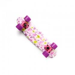 Pennyboard Meteor Pink Flower 22