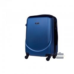 Rokas bagāža koferis Bagia 8091-M zils