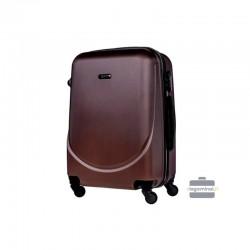 Rokas bagāža koferis Bagia 8091-M brūna