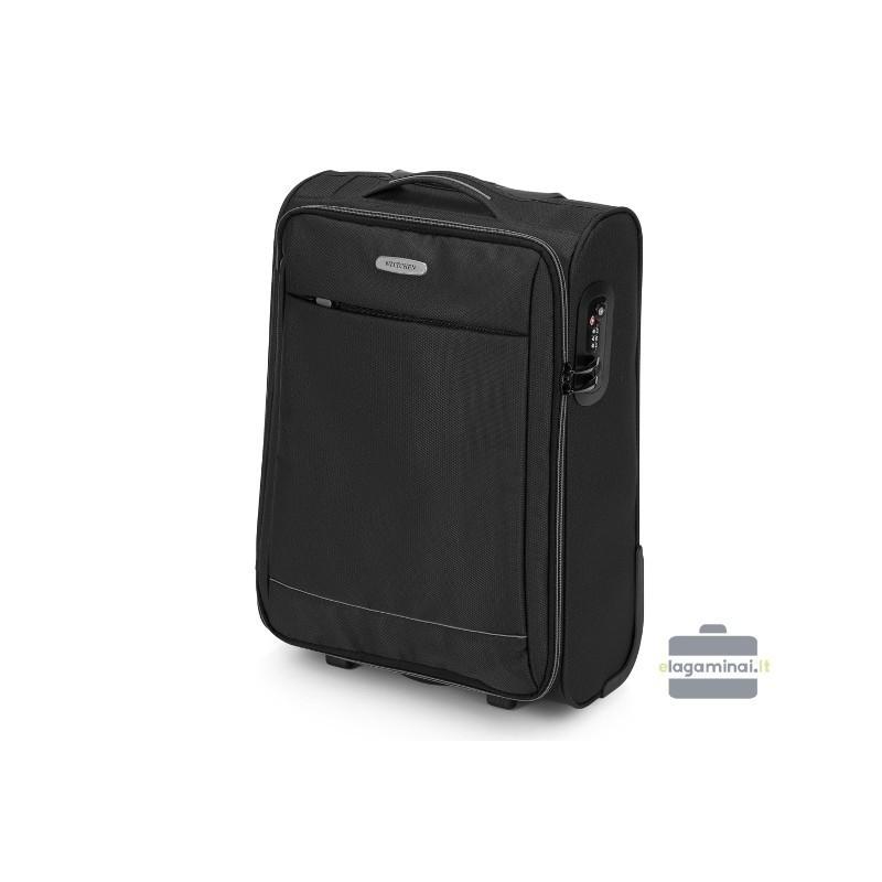 Rokas bagāža koferis Wittcen 56-3S-461 melns
