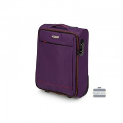 Rokas bagāža koferis Wittcen 56-3S-461 violets