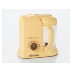 Beaba Babycook SOLO blenderis un tvaicētājs dzeltens
