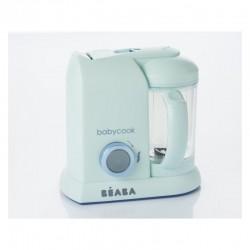 Beaba Babycook SOLO blenderis un tvaicētājs gaiši zils