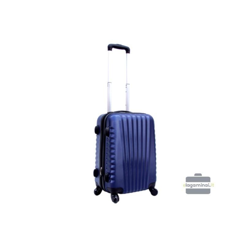 Rokas bagāža koferis Gravitt 888-M zils