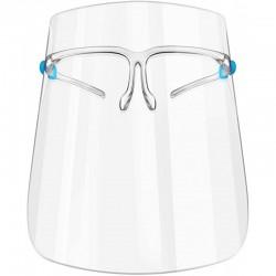10gb aizsargājoša sejas maska plastmasa - Sejas aizsargs