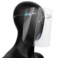 100gb aizsargājoša sejas maska plastmasa - Sejas aizsargs