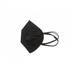 1 gb melna maska respirators KN95 FFP2 Aizsargmaska