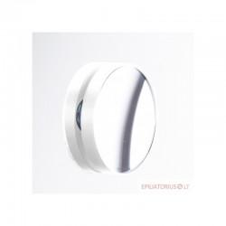 Padidinamas veidrodis su vakuuminiu laikikliu (x10)