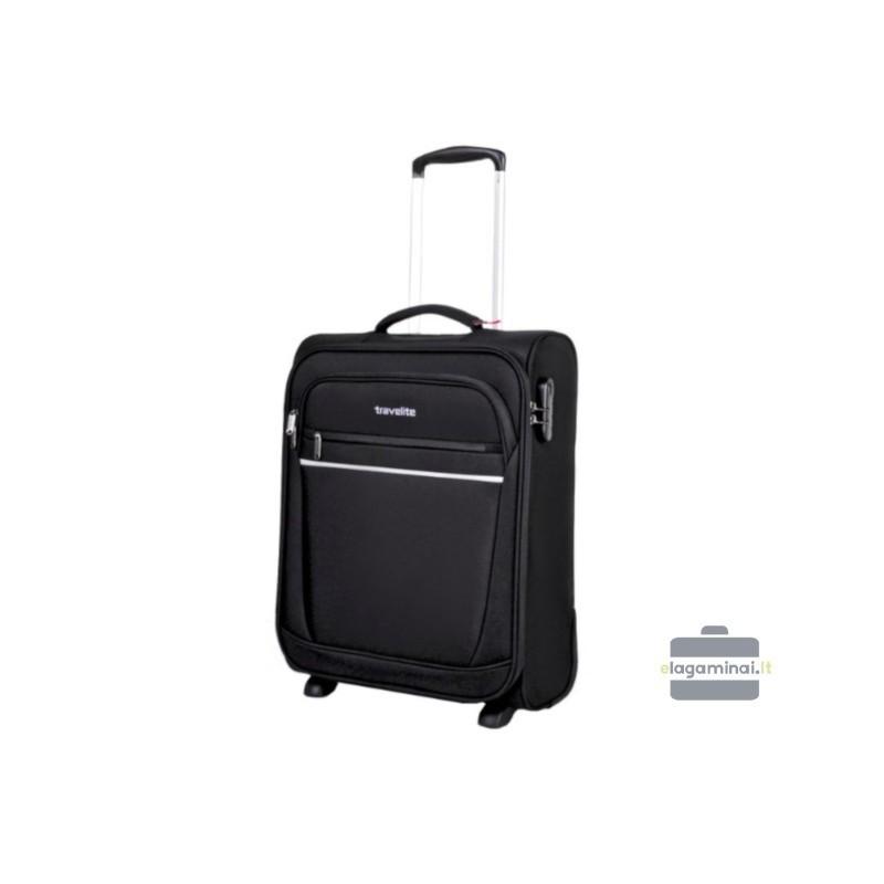 Travelite Cabin melns Rokas bagāža koferis